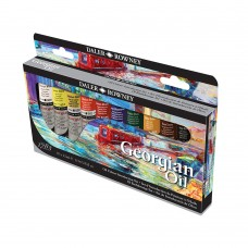 Georgian Oil Paint Introduction Set From Daler Rowney
