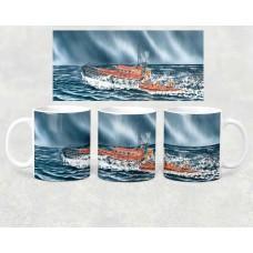 Artisan Mug - Anstruthers Lifeboat