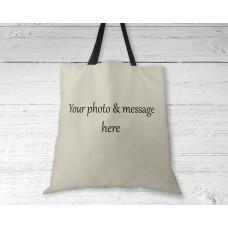 Personalised Tote Bag - custom design