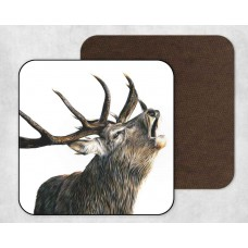 A Morning Call - Set Of 4 Coasters
