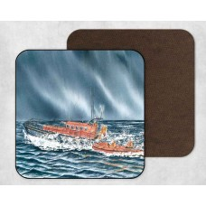Anstruther Lifeboat - Set Of 4 Coasters