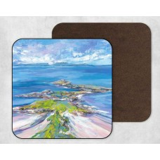 Arisaig Aerial View - Set Of 4 Coasters