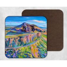 Arthur's Seat & Salisbury Crags - Set Of 4 Coasters
