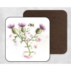 Bee & Thistle - Set Of 4 Coasters