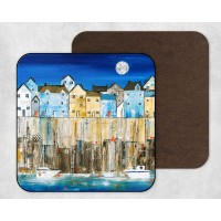 Blue Harbour - Set Of 4 Coasters