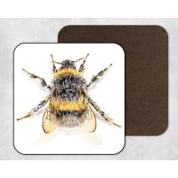 Bumble Bee - Set Of 4 Coasters