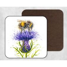 Bee - Set Of 4 Coasters