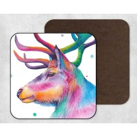 Majestic Colour - Set Of 4 Coasters