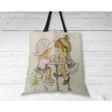 Coffee Girls - Tote Bag