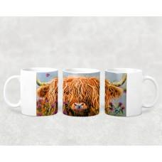 Artisan Mug - Highland Cow