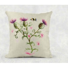 Bee & Thistle - Cushion