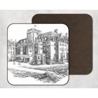 Artisan Coaster - Gleneagles Hotel