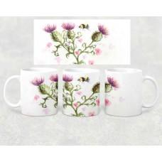 Bee & Thistle - Mug