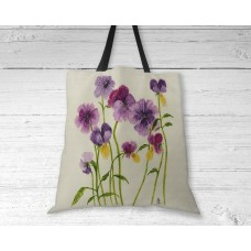 Purple Delight - Tote Bag