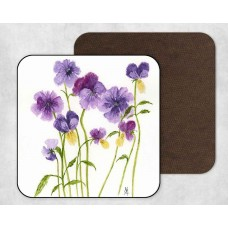 Artisan Coaster - Purple Delight