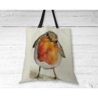 Artisan Shoulder Tote Bag - Robin