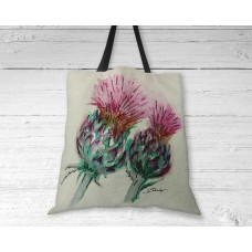 Thistle - Tote Bag