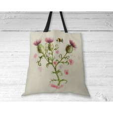 Bee & Thistle - Tote Bag