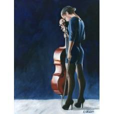 Stiletto Allegretto - Art Print
