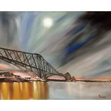 Forth Rail Bridge - Art Print
