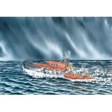 Anstruther Lifeboat - Art Print