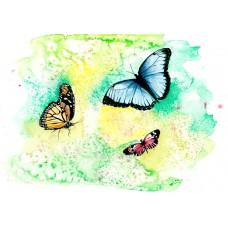 Butterflies - Art Print