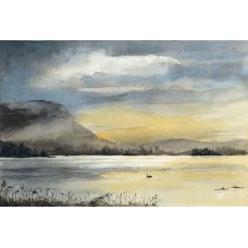 Loch Leven In Summer - Art Print
