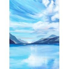Loch Lomond - Art Print