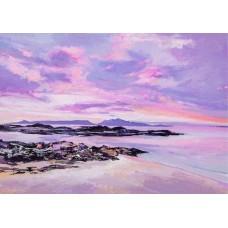 Camusdarach Beach II - Art Print