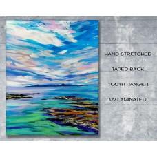 Arisaig - Canvas Print