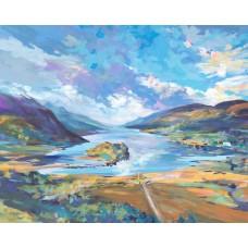 Loch Shiel Glenfinnan - Art Print