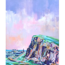 Salisbury Crags - Art Print