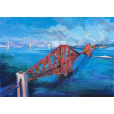 Forth Rail Bridge - Art Print