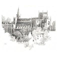 Dunfermline Town - Art Print