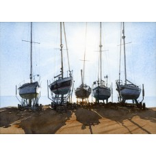 All Ashore - Art Print