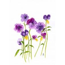 Purple Delight - Art Print