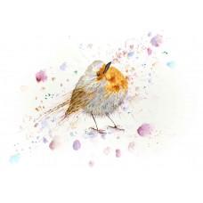 Proud Robbin - Art Print