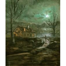 Grandmothers House - Art Print