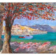 Gourock On The Clyde - Art Print