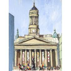 Glasgow Gallery Of Modern Art - Art Print