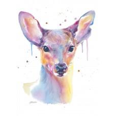 Deer Me - Art Print