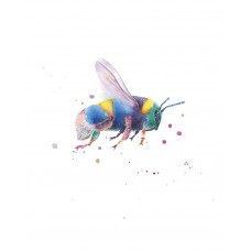 Buzzing Around - Art Print