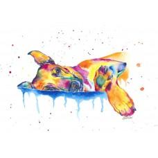 Lazy Days - Art Print