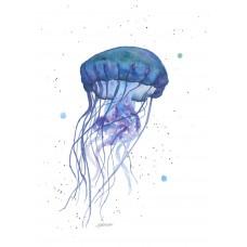 Floating Around - Art Print
