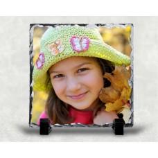 """Photo Slate Print - 7.5"""" x 7.5"""""""