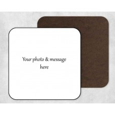 Coaster - create your own personalised coaster