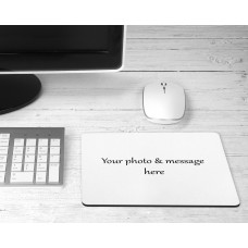 Personalised Mouse Mat - custom design