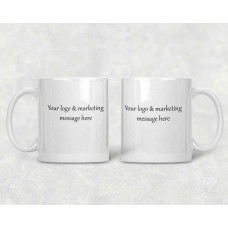 Ceramic Mug - promotional or merchandising mug from £2.33 per mug