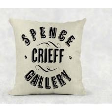 Personalised Cushion - logo