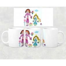 Personalised Mug - memories